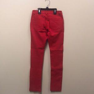 Timing Pants - Timing red jegging